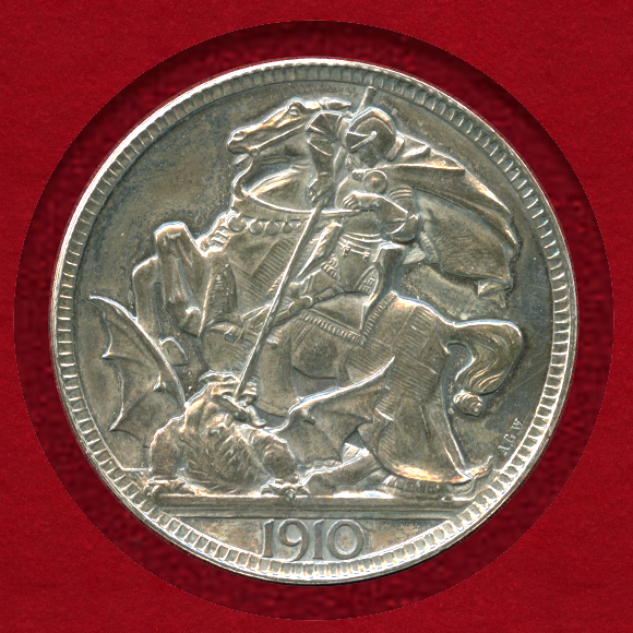 1910Patten crown