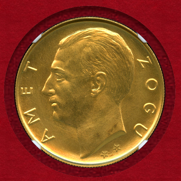 1926フランガアリ金貨