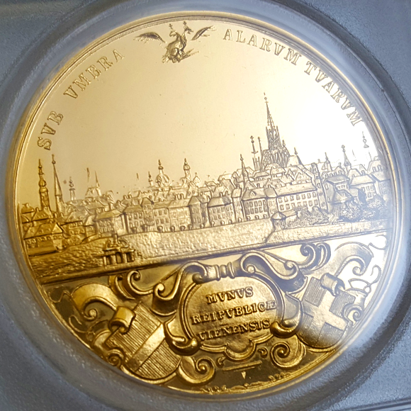 サルバトーレ金メダル