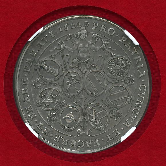 ウルム都市景観銀貨