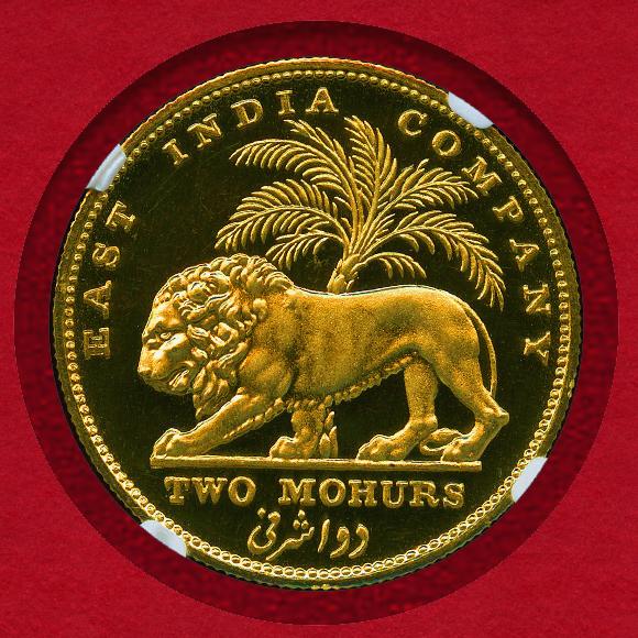 2モハール金貨